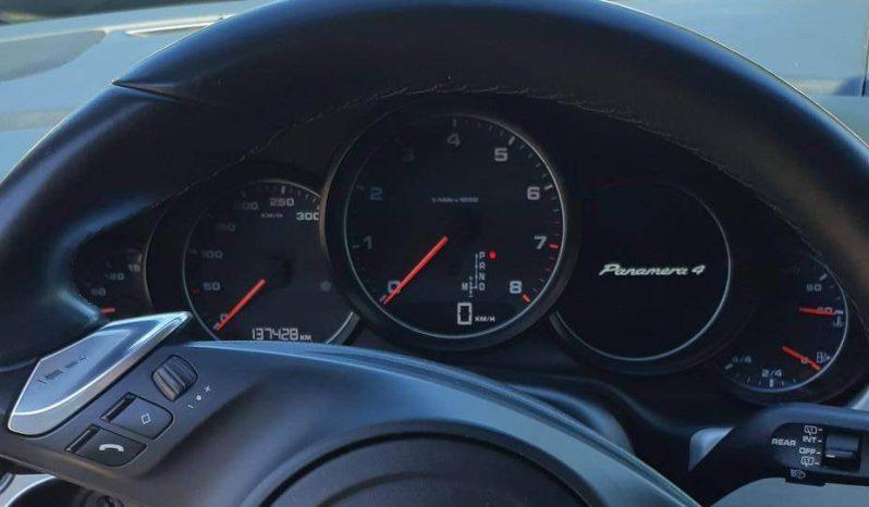 Porsche Panamera 2014 full