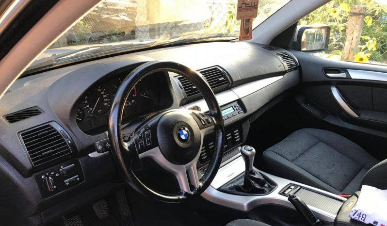 BMW X5 X5 3.0D 2002 full