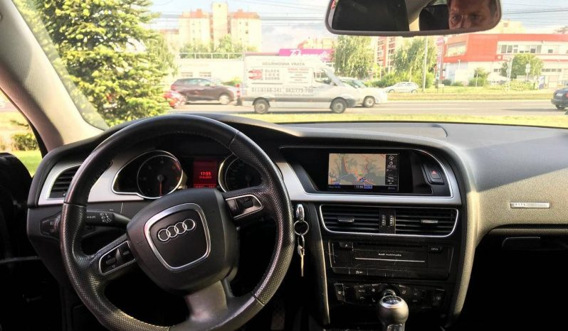 Audi A5 2.0 TDI 2010 full